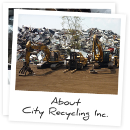 About City Recycling