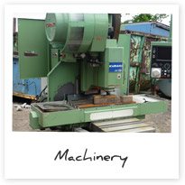 Ferrous Machinery