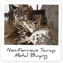 Non-Ferrous Scrap Metal Buying & Recycling